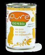 Pure Bio Pute und Kürbis