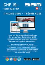 Gutschein: iTheorie Autotheorie