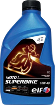 ELF MOTO SUPERBIKE 10W40