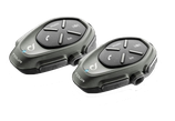 Interphone Tour Twin Pack - Interfono ideale per i lunghi viaggi in gruppo.