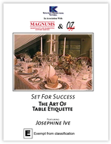 Set For Success: The Art of Table Etiquette