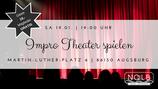 Impro Theater spielen