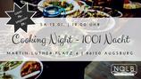 Cooking Night - 1001 Nacht
