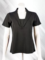 S.Reimer Damen T Shirt ( Modell VXM schwarz)