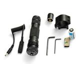 Laser VERDE para apuntar la colocación de la cámara