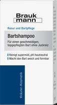 Bartshampoo, 100 ml Flasche - BRAUKMANN