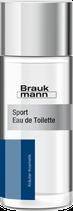 Sport Eau de Toilette, 75 ml Flasche - BRAUKMANN