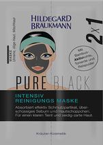 Pure Black Intensiv Reinigungsmaske, 2 x7ml Sachet