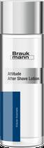 Attitude After Shave Lotion, 100 ml Flasche - BRAUKMANN