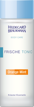 FRISCHE TONIC ORANGE MINT, 100 ml Flasche - Body Care