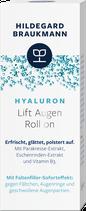 Hyaluron Augen Roll on, 10 ml Roller - BRAUKMANN