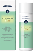 Hyaluron Sun Relax Tages Creme SPF30, 50 ml Spender
