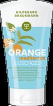 Orange mediterran Duschgel, 150ml Tube