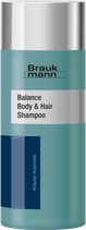 Balance Body and Hair Shampoo, 250 ml Flasche - BRAUKMANN