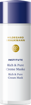 Rich&Pure Creme Maske, 50 ml Spender - Institute