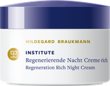 Regenerierende Nachtcreme rich , 50 ml Tiegel - Institute