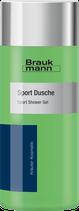 Sport Dusche, 250 ml Flasche - BRAUKMANN