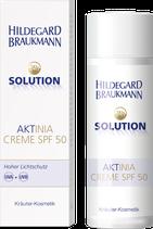 Aktinia Creme SPF 50, 50 ml Spender - 24H Solution
