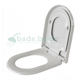 WC Sitz mit Kindersitz Absenkautomatik und D-Form / Soft-Close