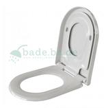 WC Sitz mit Kindersitz Absenkautomatik und D-Form / Soft-Close