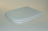 WC Sitz mit Absenkautomatik und Eckig Form / Soft-Close für D-Code Duravit