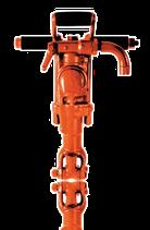 Perforador de roca Neumatico SRD-30