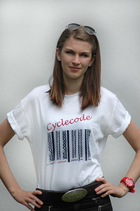 "T-Shirt ""Cyclecode"""