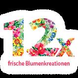 """Blumen Abo (A2) """"Jeden Monat Blumen"""""""