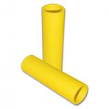 Luftschlangen, gelb