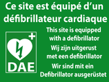 Site équipé défibrillateur 1