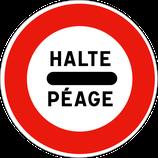 "B5c ""halte peage"""