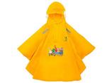Regenponcho kikker