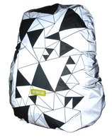 Wowow Bag Cover Urban Street Line Silver
