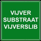 Vijversubstraat vijverslib (1kg voor 10  m2 oppervlakte