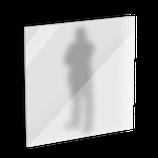 8mm ESG Glas einseitig satiniert (ESG8sati)