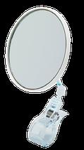 【送料無料】コンパクト広角ミラー(クリップ型)