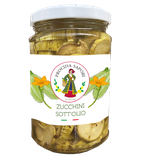 Zucchini sott'olio (314 ml)