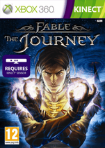 X360 Fable the Journey