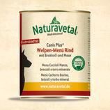 Canis Plus Welpen-Menü Rind 800g