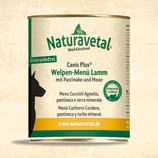 Canis Plus Welpen-Menü Lamm 800g