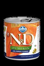 Farmina N&D Pumpkin Lamm (nass)