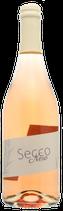 6Fl. 2019er Secco Nero zu je 0.75l , Spätburgunder Rosé, trocken
