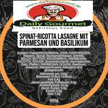 Spinat-Ricotta-Lasagne (Vegetrarisch )