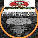 Pasta Arrabiata Vegetarisch)