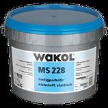 WAKOL MS 228 Fertigparkettklebstoff, elastisch 18KG