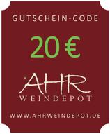 20 € Gutschein-Code per Mail