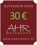 30 € Gutschein-Code per Mail
