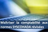 """1 kit de formation """" Maîtriser la comptabilité aux normes Syscohada révisées """""""