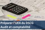 """1 kit de formation """" Préparer l'UE4 du DSCG Audit et comptabilité """""""