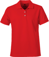 Kiwi Polo Hombre Rojo